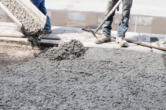 дорожно бетонные смеси